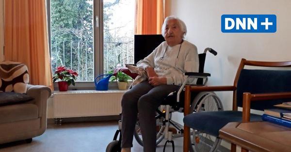 Dresdner Heimbewohnerin ist doppelt geimpft und hat keine Angst vor Corona