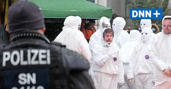 Hunderte Polizisten in Sachsen nach Panne gegen Corona geimpft