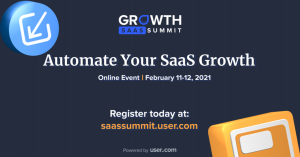 SaaS Growth Summit by User.com
