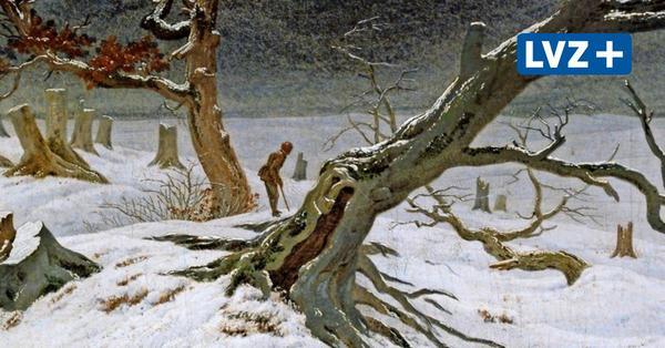 Der schöne Winter kalt und wild: Die Romantiker wussten noch, was sie an Eis und Schnee hatten