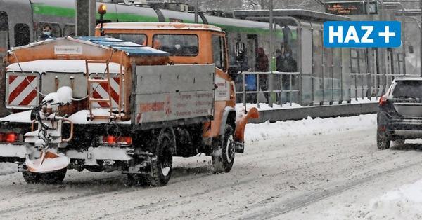 Eis und Schnee: Das Auto besser stehen lassen