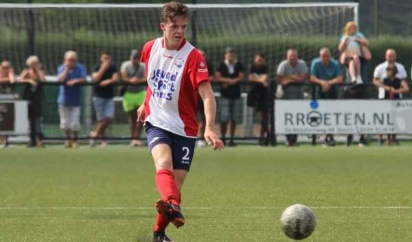 Niels van Dalen (BZC'14) keert terug bij Roda Boys