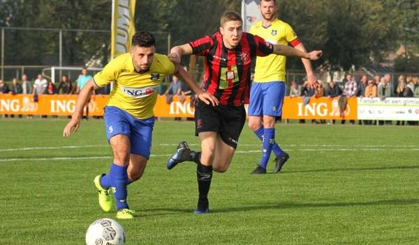 Roda Boys strikt Diego Meerveld