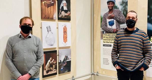 Le 'Yper musée' permet aux résidents du centre d'asile de raconter leur histoire - Yper Museum laat bewoners asielcentrum vertellen