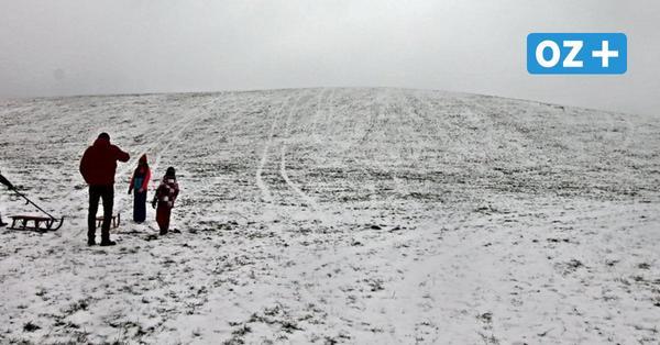 Freizeitspaß im Winter: Hier kann man in der Region Bad Doberan rodeln