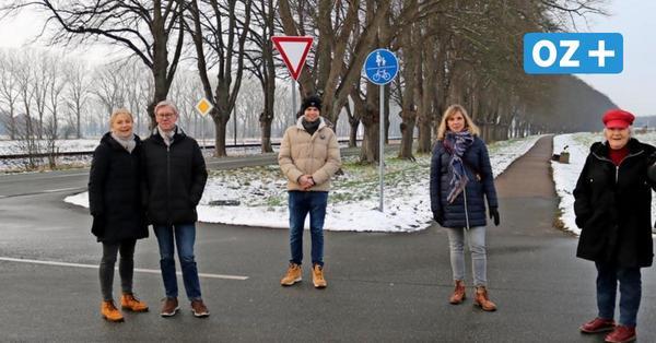 Bad Doberan: Anwohner der Dammchaussee fordern Tempo-Reduzierung