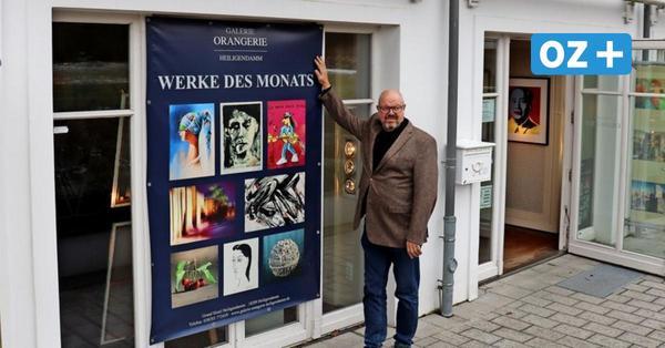 Heiligendamm: Warum die Galerie Orangerie jetzt schließt