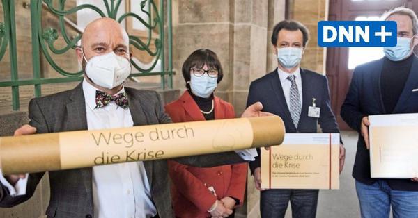 Dresdner Uniklinikum übergibt Corona-Dokumente an Stadtarchiv