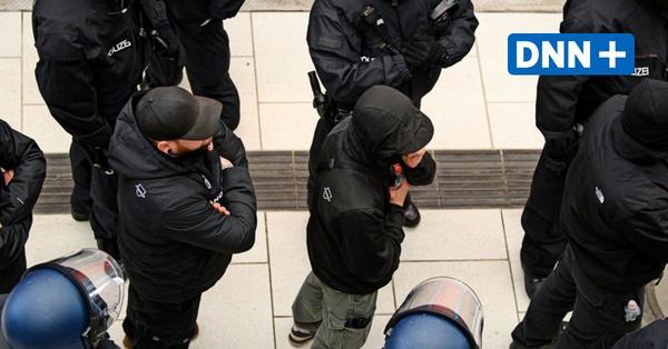 Querdenken am 12. Dezember in Dresden – Polizei leitet 51 Strafverfahren ein