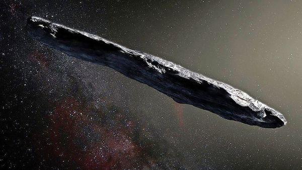 Interview: Harvard-Astrophysiker Avi Loeb erklärt, warum er 'Oumuamua für Alientechnologie hält