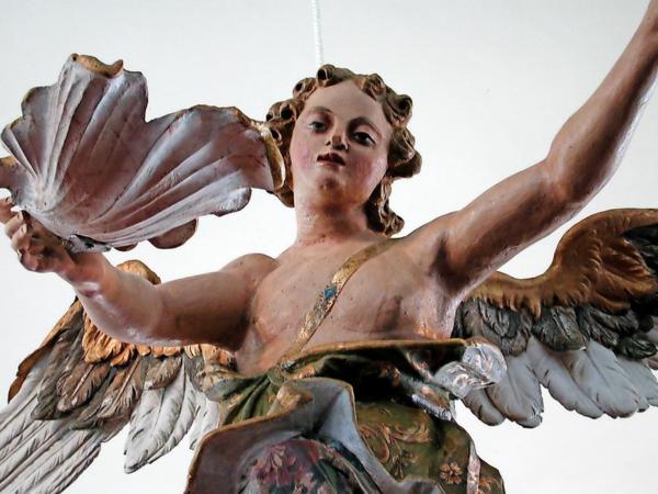 Gesucht wird ein Engel. Foto: Marlies Schnaibel
