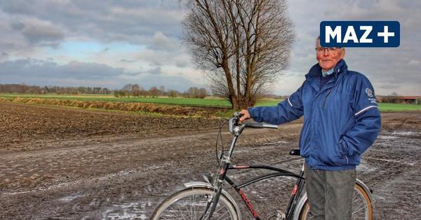 Walther Binsau engagiert sich leidenschaftlich für sein Dorf Buckow