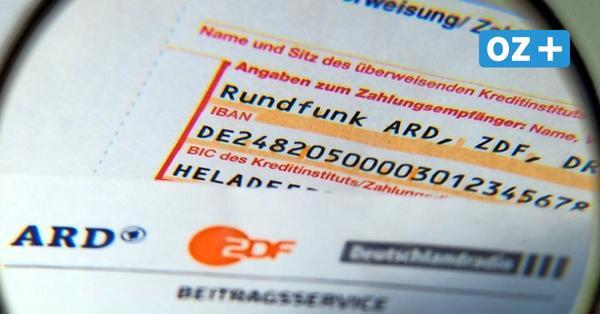 Rundfunkbeitrag: Fast 1200 Vollstreckungen in Stralsund – Behörde erklärt Regeln