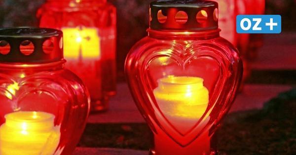 Protest gegen Corona-Maßnahmen mit rund 200 Lichtern in Vorpommern