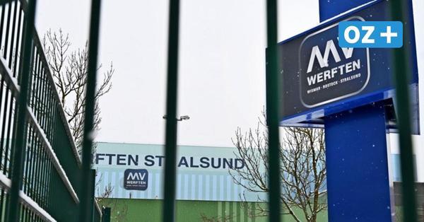 MV Werften Stralsund: Aus des Standorts wäre Katastrophe für Tausende