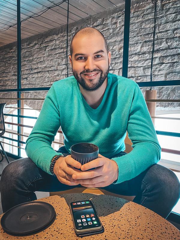 Paper Mill Coffee @ Tallinn