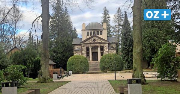 Greifswald: Neuer Friedhof bietet Kunst und Natur