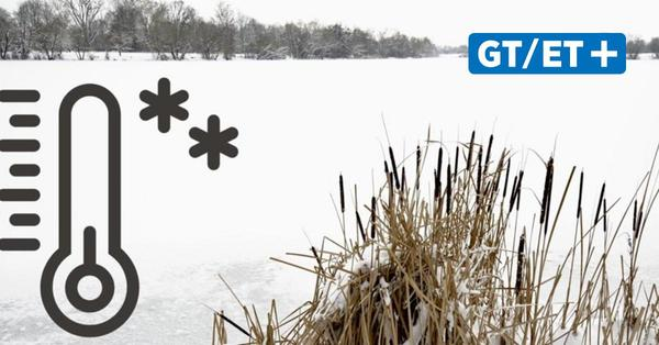 Göttingen ist der kälteste Ort in Niedersachsen - 10. Februar 2021