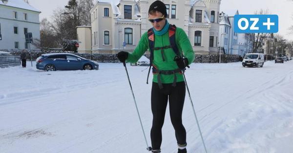 Dauer-Schneefall in Rostock am Mittwoch: Wetter-Experte erklärt Lake-Effekt