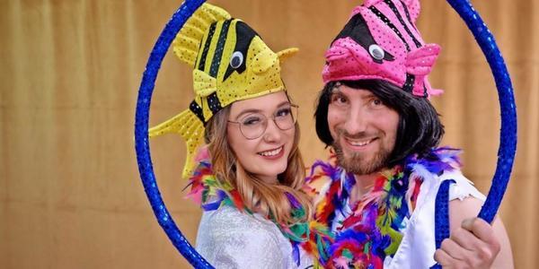 """Start für """"Corona-Fasching"""" der OZ: Kostüm anziehen und 300 Euro gewinnen"""