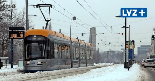 LVB kämpfen mit Schnee-Ausfällen: So ist die Lage am Mittwoch