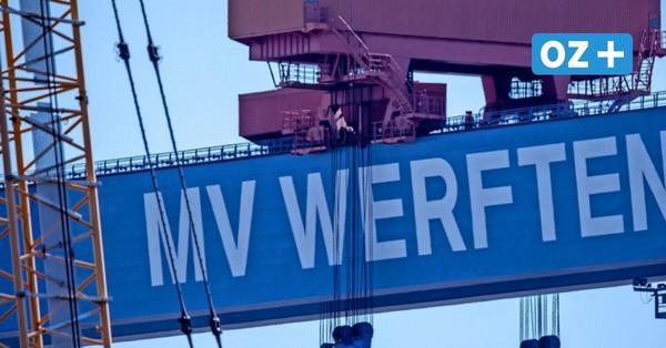 Jetzt ist klar: So viele Mitarbeiter werden bei den MV Werften entlassen