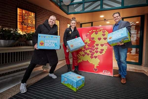 Heppie Boxen met activiteiten voor kind en ouder