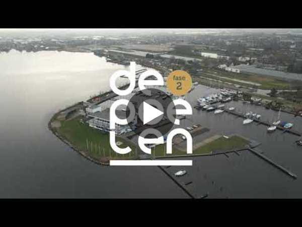 ROELOFARENDSVEEN - Grondwerkzaamheden De Poelen fase 2 in februari (video)