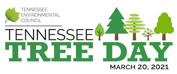 Robertson County Pickup for TN Tree Day March 20, 2021