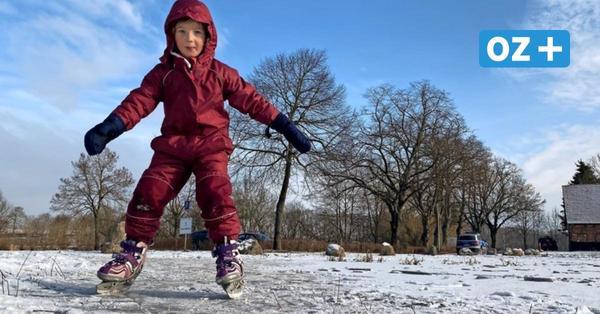 So schön ist der Winter in Grevesmühlen und Boltenhagen