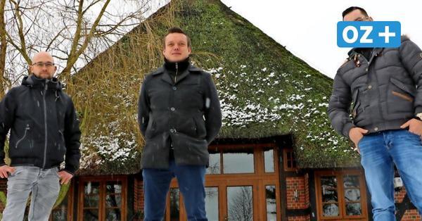"""Traditionslokal """"Kehrwieder"""" in Dierhagen: So soll es wieder ein angesagtes Restaurant werden"""
