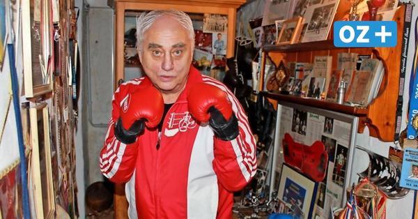 """Wismars Boxlegende Fiete vonThien ist tot: """"Sportler vom Scheitel bis zur Sohle"""""""