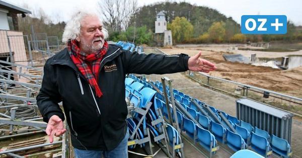 Grevesmühlens Piraten bauen Tribünen für neue Saison