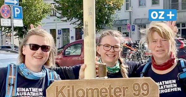 """""""Dein Ostseeweg"""": Hunderte wandern virtuell 300 Kilometer in 60 Tagen"""