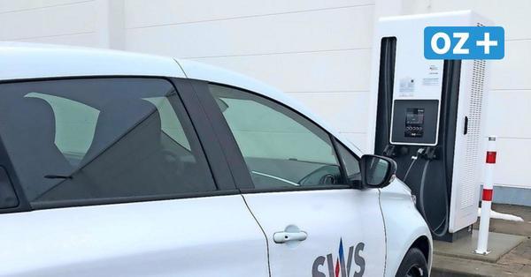 Rügen hat neue Schnelladestation für E-Autos: Auftanken in 15 Minuten