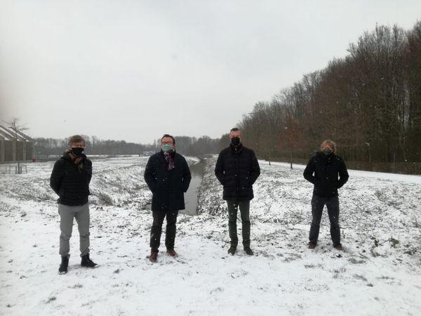 Le domaine provincial De Gavers obtient 20 hectares de plus - Provinciedomein De Gavers krijgt er 20 hectare bij