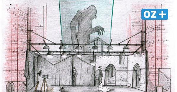 """Wismarer Theatersommer bringt """"Nosferatu"""" in Georgenkirche"""