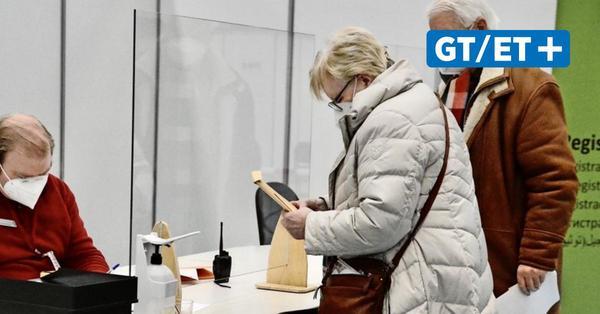 Impfstart: Erste Corona-Impfungen im Zentrum Godehardstraße: Das sagen die Geimpften