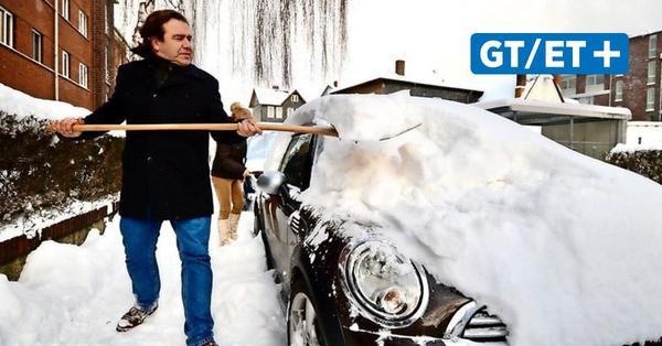 Extremwinter: Wie kriege ich mein Auto wieder eisfrei?
