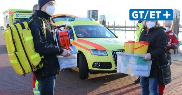 Corona-Ausbruch auf Norderney:  Ausgangssperre verhängt