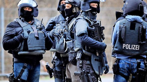 Terroranschlag verhindert? Drei verdächtige Brüder in Hessen und Dänemark festgenommen
