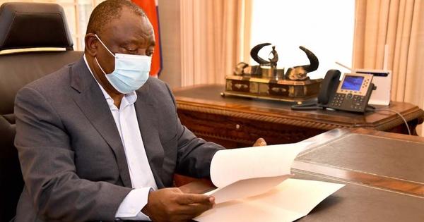 SONA 2021: Ramaphosa's plan to reboot South Africa | eNCA