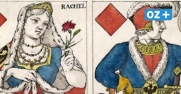 Spielkarten als Broterwerb des Romantikers Philipp Otto Runge