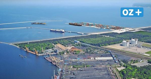 Mega-Containerhafen in Swinemünde: Minister Pegel sieht Gefahr für Tourismus in MV