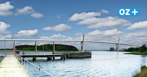 Pläne für Wolgaster Mega-Brücke jetzt für jeden einsehbar