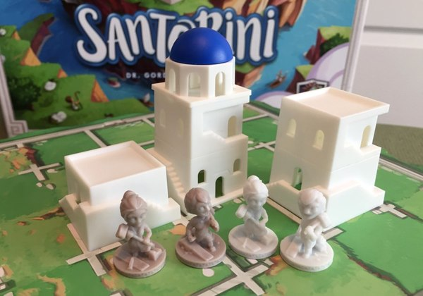 Doesn't it really look like a Mini Santorini?