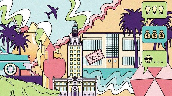 Miami's Tech Startup Scene Gets Hotter