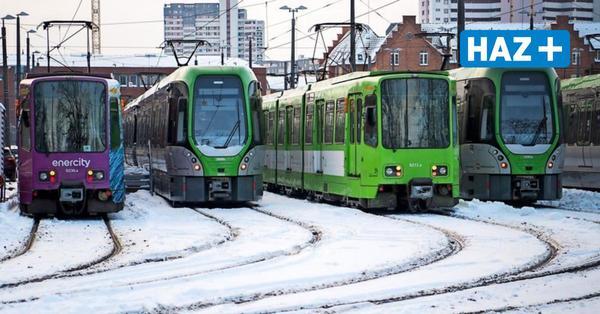 Üstra schickt erste Stadtbahnen durch Hannover