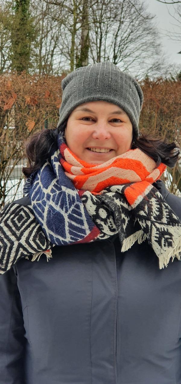 Gesicht des Tages: Heidi Stondzik aus Stralsund (Foto: Ines Sommer)