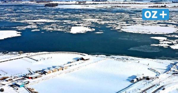 Eis an der Ostseeküste: WSA erteilt Nachtfahrverbot